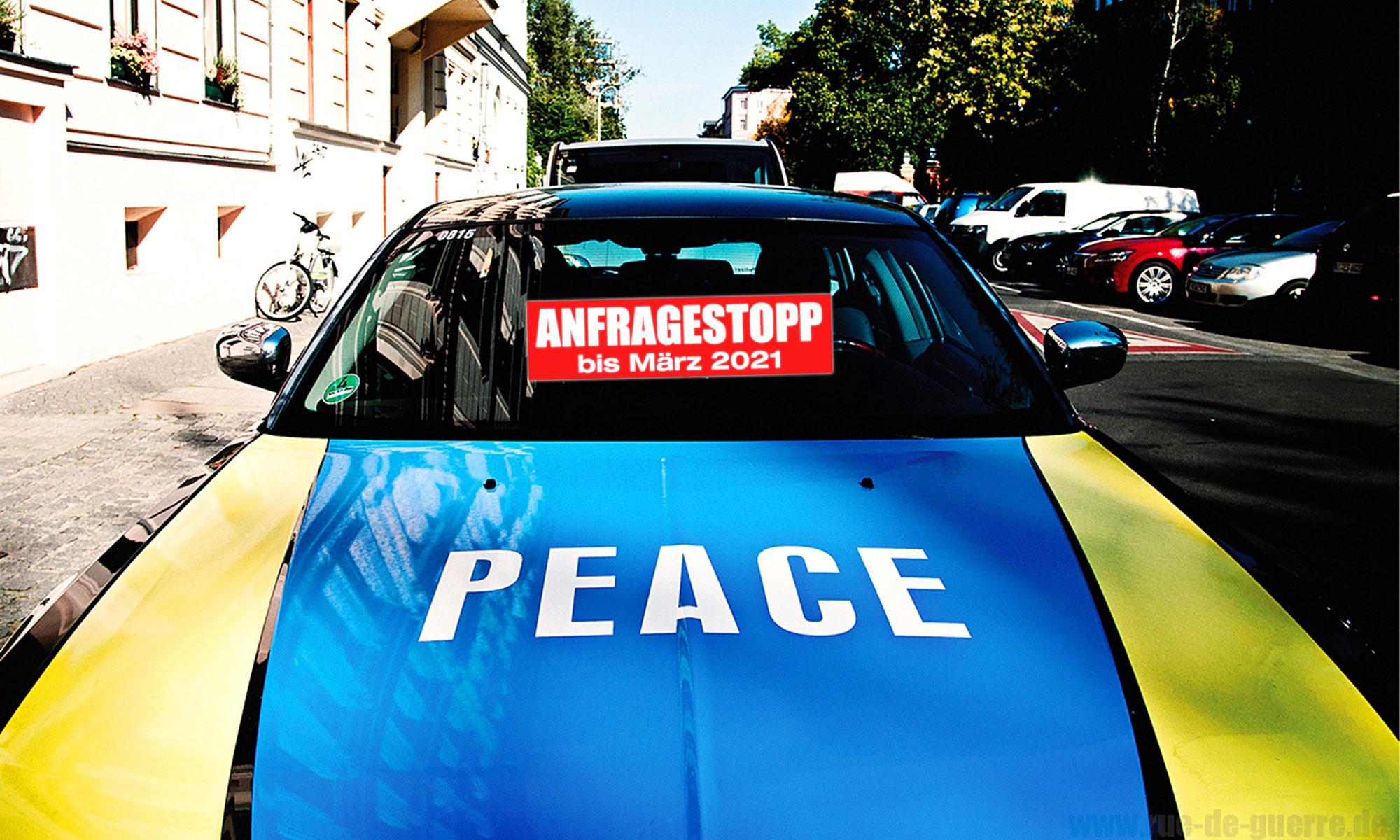 Friedensfahrzeuge